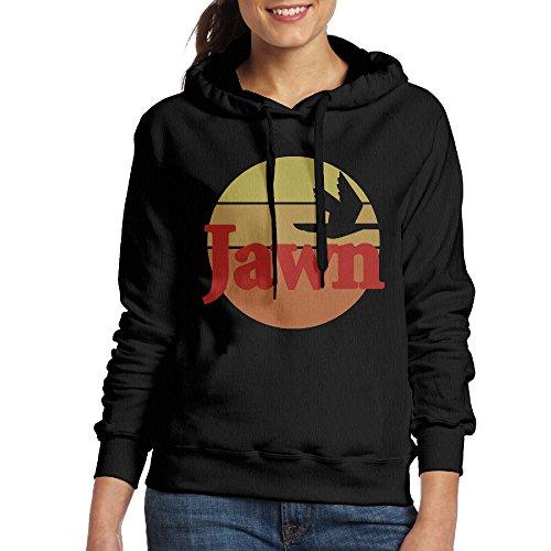 Wawa Jawn Royal Women's Hoodies L Black