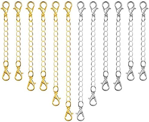 Extender Necklace Closures Bracelet Supplies product image