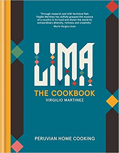 March and April Cookbooks Lima