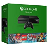 xbox one 3p console - Xbox One 500GB Console - The LEGO Movie Videogame Bundle (Certified Refurbished)