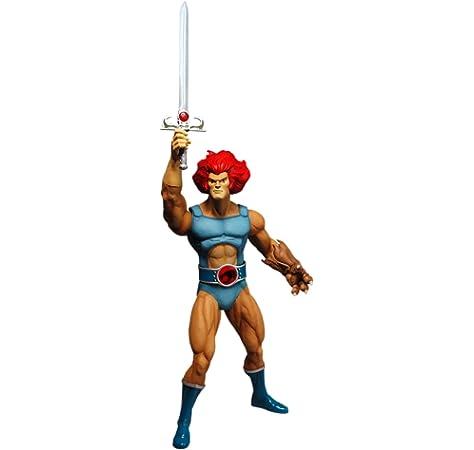 Mezco Toys Cosmocats Lion-O /& Snarf Thundercats Classic Deluxe Mega-Scale sword