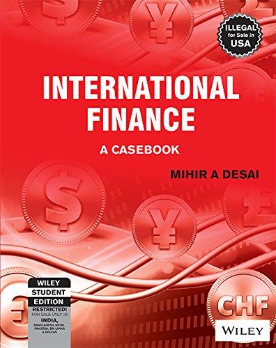International Finance: A Case Book