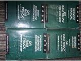 2004 Dodge Ram Truck SRT-10 & Diesel Service Manual Set (2 volume set, and the body/powertrain diagnostics procedures manuals)
