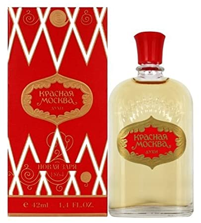 Krasnaya Moskva Perfume aka Red Moscow or Moscou Rouge 42 ml/1.4 fl oz by