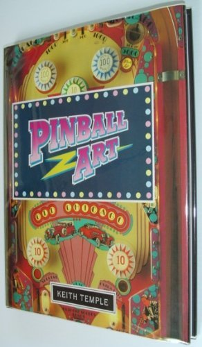 Pinball Art by Keith Temple (1991-07-26)