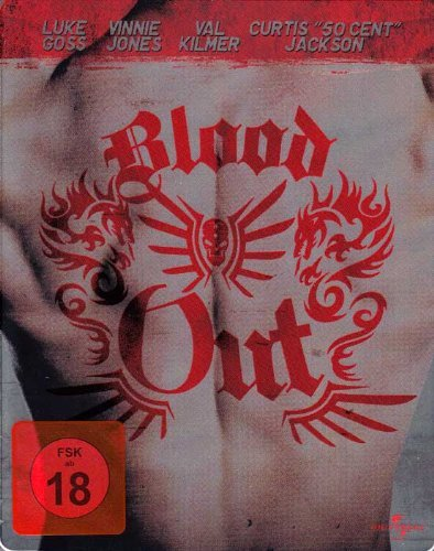 Blood Out 100th Anniversary Blu-ray SteelBook (Import)