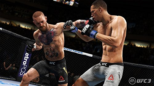 51sI4rd9pXL - EA SPORTS UFC 3 Champions Edition - PlayStation 4