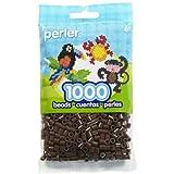 Perler Beads Brown Bead Bag
