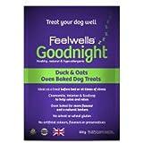 Feelwells Benefits Adult Dog Treats - Goodnight