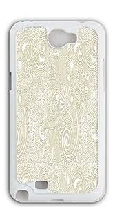TUTU158600 Hard Case Back Custom PC case for samsung galaxy note2 - Stamboom Ann Decuyper