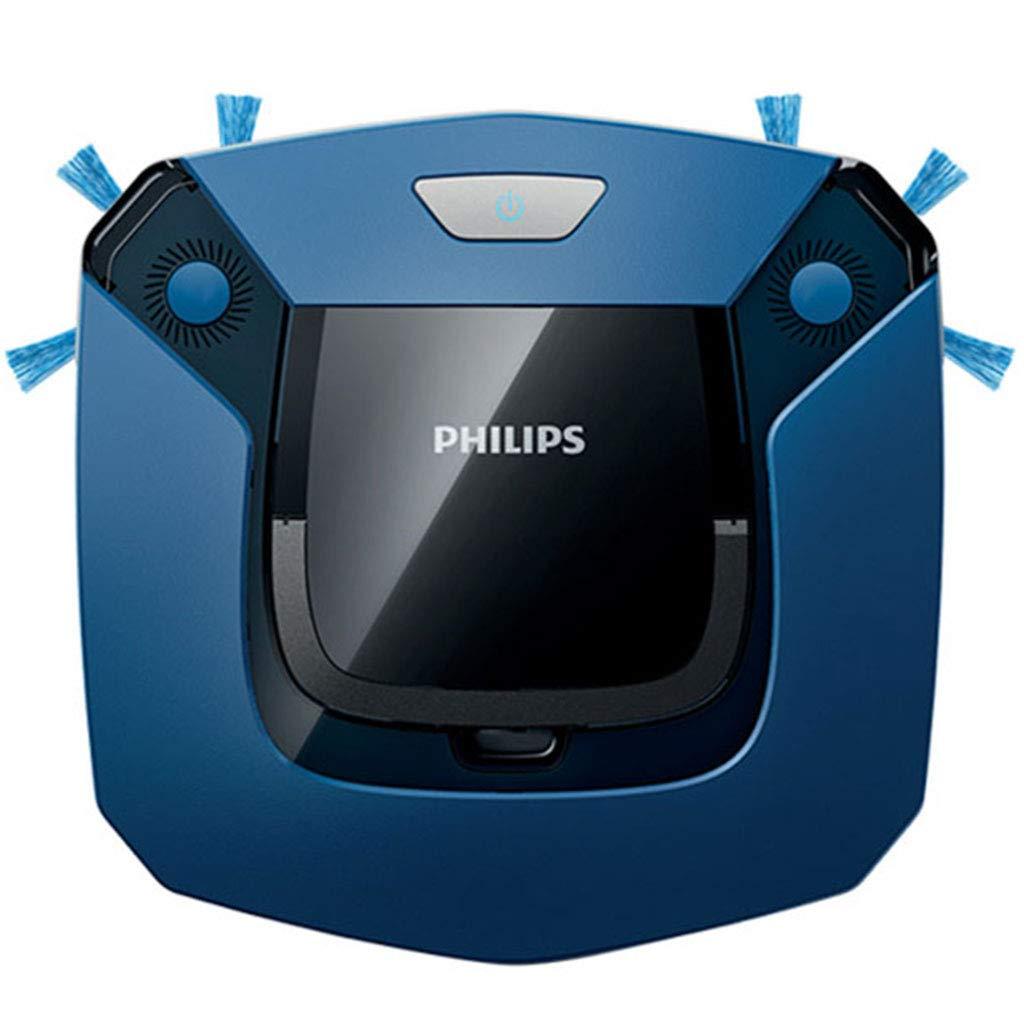 ホームオートメーションインテリジェント掃除機クリーニングロボット掃除ロボット掃除機モップとワイパー統合サービス 業務用掃除機 (Color : Blue, Size : 30 * 5.85 cm/12 * 2 inch) B07HGTDQ2G Blue 30*5.85 cm/12*2 inch