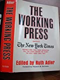 The Working Press, Ruth Adler, 0405137834