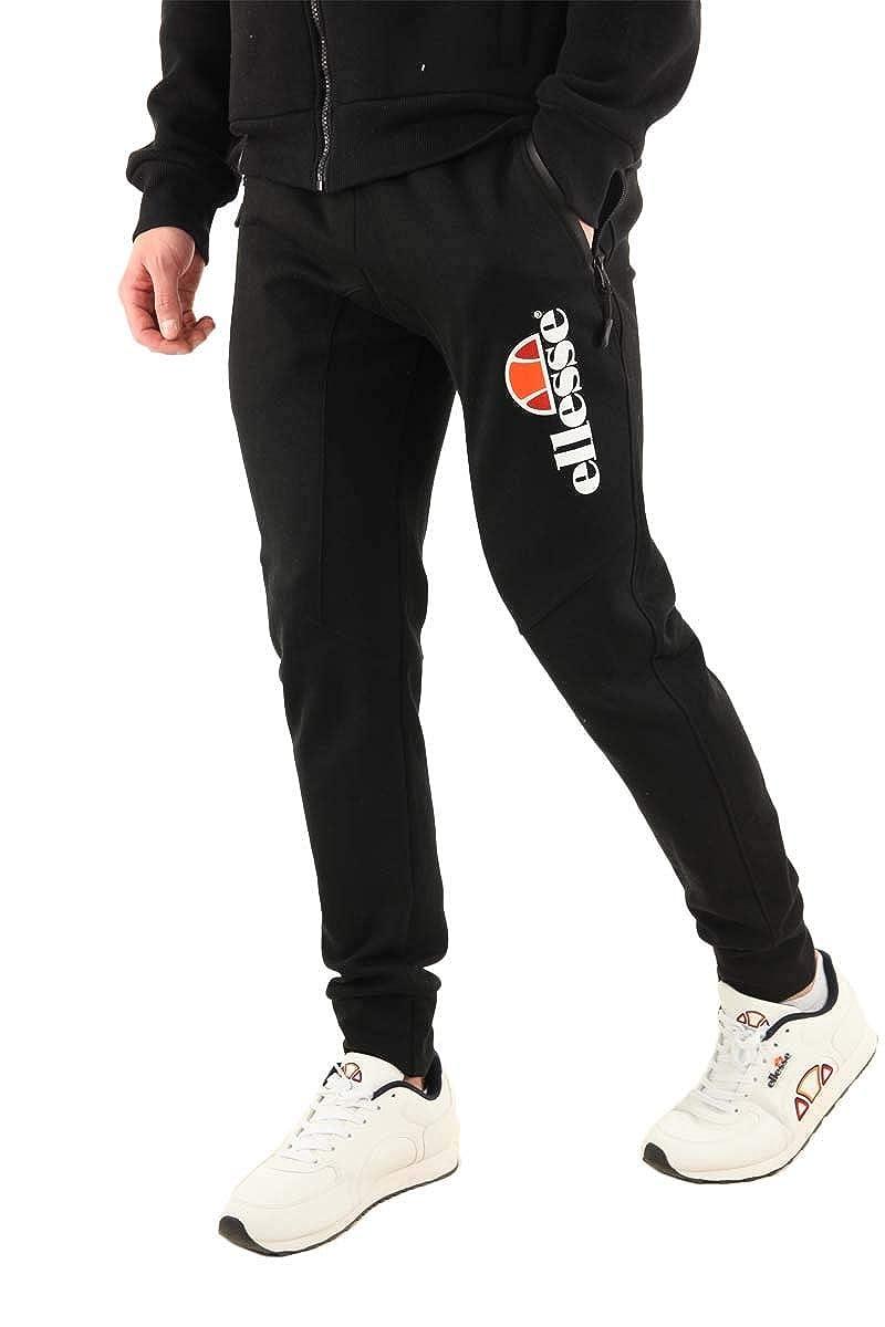 Ellesse EH H Pant Tech Fleece, Pantalón de deporte - M: Amazon.es ...