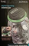 Shift3 Black Series Digital Counting Money Jar Bank (Green) by The Black Series