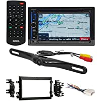 2004-2006 Ford F-150 Car Navigation/GPS/DVD/USB/SD Receiver/Bluetooth+Camera