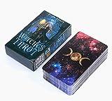 BUBIDU Witches Tarot Cards Deck, Fate Divination
