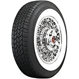 Coker Tire 587050 Coker Classic 2 1/2 Inch Whitewall 215/75R15