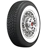 Coker Tire Whitewall Radial Tire P215/75R15