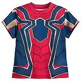 Marvel Iron Spider Costume T-Shirt for Boys - Avengers: Infinity War