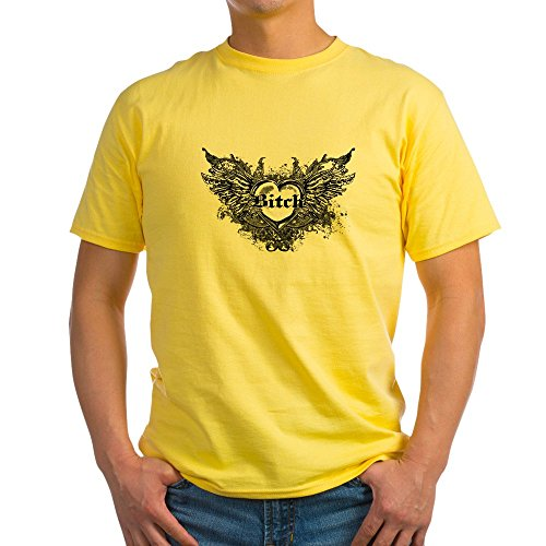 Bitch Yellow T-shirt - 3