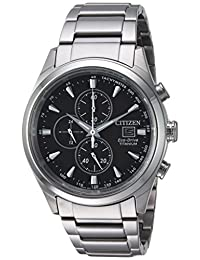 Citizen CA0650-58E Eco-Drive Chandler Titanium band Men's Watch
