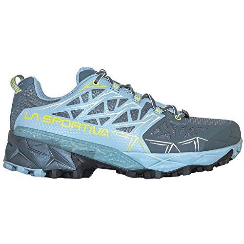 La Sportiva Akyra Gtx Running Shoe - Donna In Ardesia / Zolfo