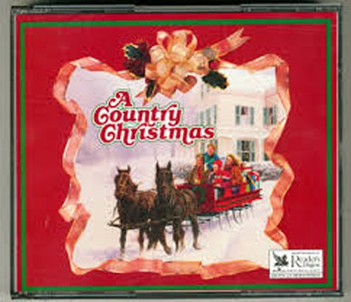 readers digest readers digest a country christmas amazoncom music - A Country Christmas