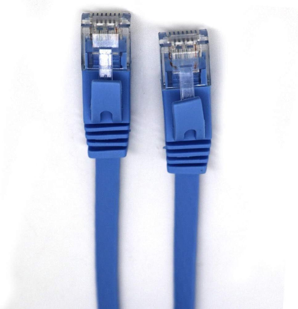 Color : Black, Size : 10M HXSD RJ45 CAT6 Ethernet Network LAN Cable Flat UTP Patch Router Interesting Lot 1M 2M 3M 5M 10M 15M Ethernet LAN Cable G10