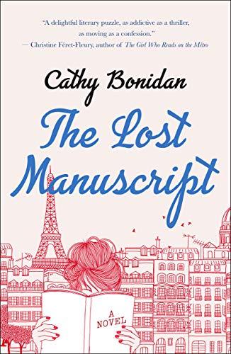 Book Cover: The Lost Manuscript: A Novel