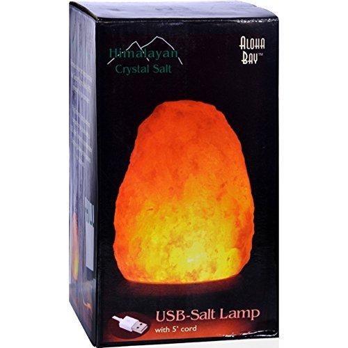 HIMALAYAN SALT HIMALAYAN SALT LAMP,UBS, CT by Himalayan Salt Solution