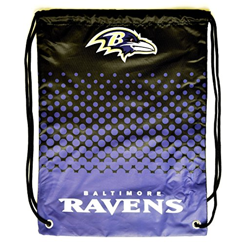 Forever Collectibles Baltimore Ravens Fade NFL Turnbeutel