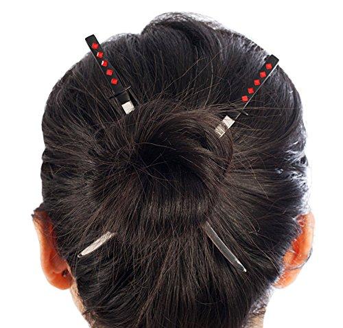 (Bioworld Deadpool Katana Hair Sticks)