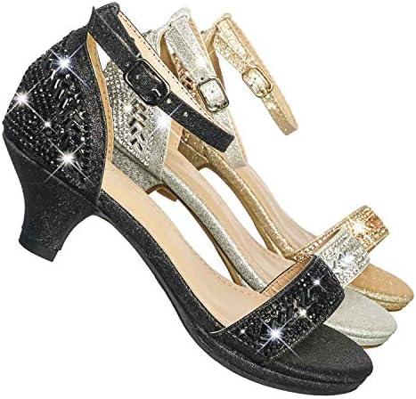✅Children Kids Girls Jelly Shoes Summer Fashion Princess Sandals Dress Up Shoes✅