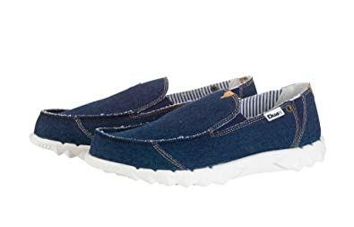 Zapatos Dude Wally Stretch M Blue - 42  38 EU akvQad
