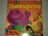 Barney's Thanksgiving, Stephen White, 1570644594