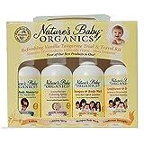 Nature's Baby Organics Vanilla Tangerine Trial & Travel...