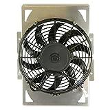 Db Electrical Rfm0007 Radiator Fan Motor For Assembly Yamaha 450 Yxr45F Rhino 2006-2009,660 Yxr66F Rhino 2004-2007