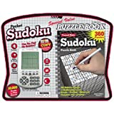 Toys : Sudoku Pocket Electronic Game with Puzzle Book