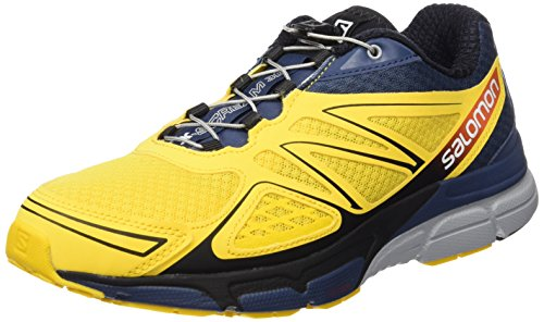 Salomon Scream Traillaufschuhe Amarillo Orange Slateblue X Herren X Bee 3D Solar rgSqr5