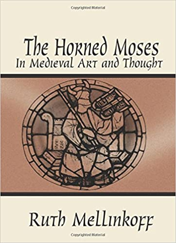 Book The Horned Moses in Medieval Art and Thought