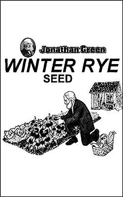 Jonathan Green Winter Rye Grass Seed