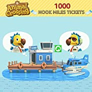 Animal Crossing: New Horizons 1000 Nook Miles Tickets