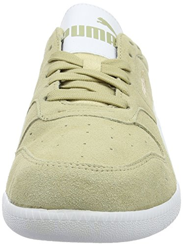 Mixte Khaki Adulte pale puma Beige Sd Baskets Basses Icra White 25 Trainer Puma zxw4qYXA