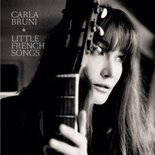 Vinilo : Carla Bruni - Little French Songs (LP Vinyl)