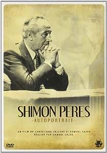 Shimon Peres - Autoportrait Auto portrait by Samuel Lajus