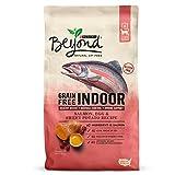 Purina Beyond Indoor Grain Free Salmon, Egg & Sweet Potato Recipe Adult Dry Cat Food - 5 lb. Bag