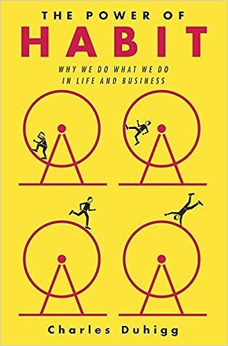 Disziplin lernen und Gewohnheiten verstehen mit Charles Duhigg