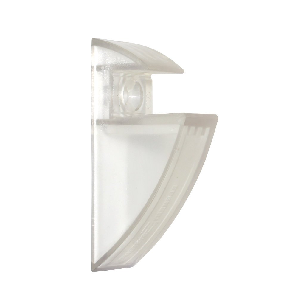 11058-00003 Elementsystem Kunststoffclip klar Clip für 16 mm Holzboden Wandclips