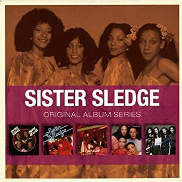 Image result for sister sledge original album series