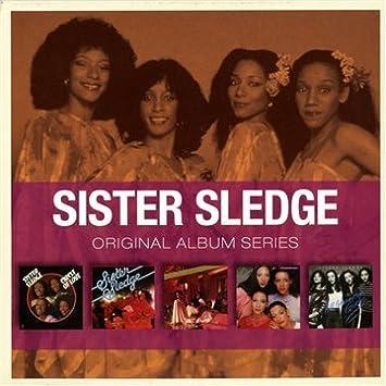 Image result for sister sledge original album series